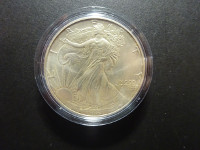 USA - Liberty - 1 Once argent - 1995