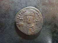 Justinien Ier - Follis - Carthage (CAR)