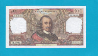 Billet 100 Francs Corneille 04-11-1976