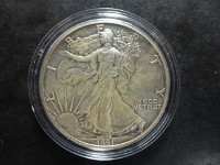 USA - Liberty - 1 once argent - 1991