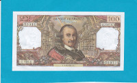 Billet 100 Francs Corneille - 05-10-1978