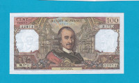 Billet 100 Francs Corneille 08-11-1973