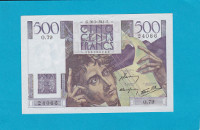 Billet 500 Francs Chateaubriand - 28-03-1946