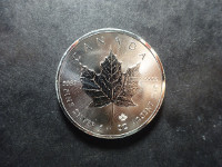 Canada - 1 once argent - Maple Leaf - 2017