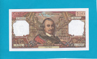 Billet 100 Francs Corneille - 02-02-1967