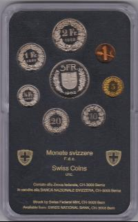Suisse - Coffret PROOF 1982