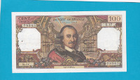 Billet 100 Francs Corneille 02-07-1964