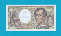 Billet 200 Francs Montesquieu - 1992