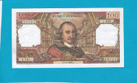 Billet 100 Francs Corneille - 02-05-1968