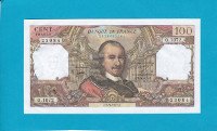 Billet 100 Francs Corneille - 03-03-1977