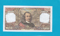 Billet 100 Francs Corneille 04-02-1977