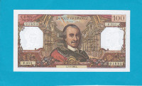 Billet 100 Francs Corneille - 07-03-1968