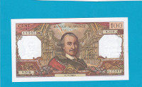 Billet 100 Francs Corneille 07-03-1968