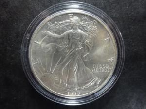 USA - Liberty - 1 once argent - 1990
